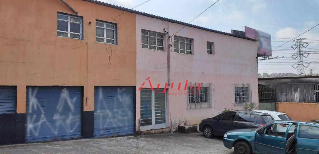 Galpão à venda, 5500 m² por R$ 14.000.000,00 - Jardim Sônia Maria - Mauá/SP