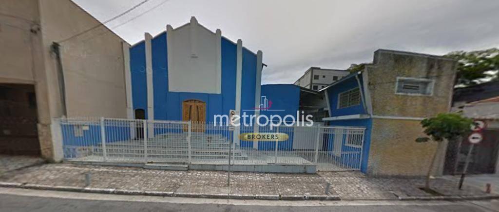 Galpão à venda, 600 m² por R$ 2.100.000,00 - Boa Vista - São Caetano do Sul/SP