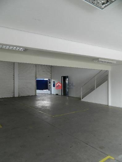 Barracão comercial para locação, Jardim do Trevo, Campinas.