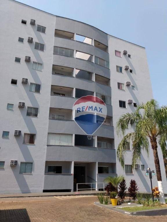 Apartamento com 3 dormitórios para alugar, 85 m² por R$ 2.000,00/mês - Rio Madeira - Porto Velho/RO