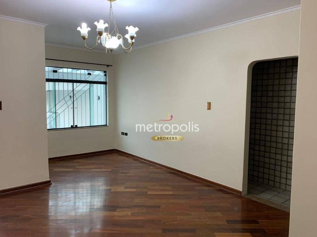 Sobrado para alugar, 180 m² por R$ 3.300,00/mês - Campestre - Santo André/SP