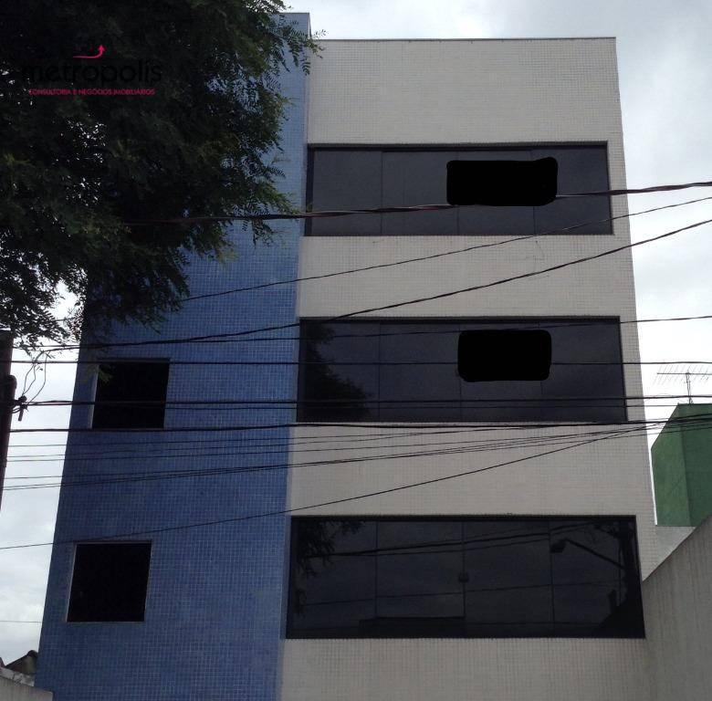 Prédio comercial para venda e locação, Vila Mariza, São Bernardo do Campo.
