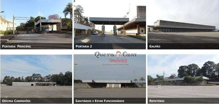 Galpão industrial à venda, Jardim Cumbica, Guarulhos.
