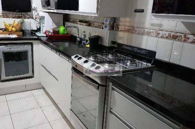 Apartamento de 3 dormitórios à venda em Jardim Vergueiro (Sacomã), São Paulo - SP