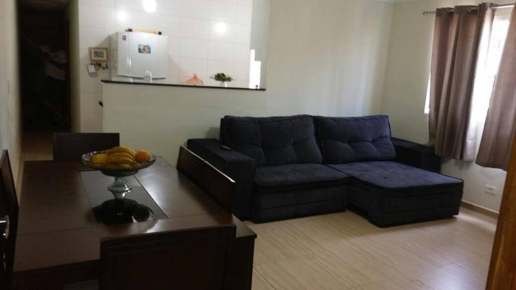 Apartamento residencial à venda, Jardim Jamaica, Santo André.