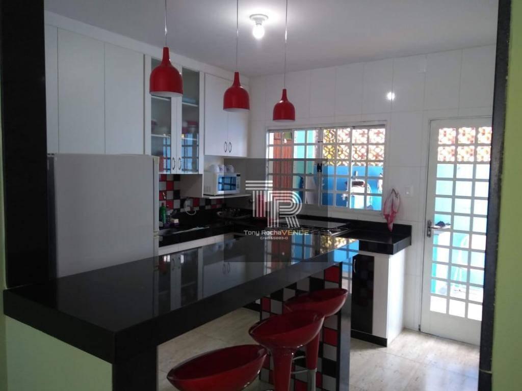 Casa 4 Quartos, Suíte e Amplo Quintal - Espirito Santo, Betim