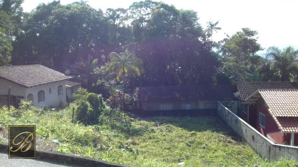 Terreno residencial à venda, Aventureiro, Joinville.
