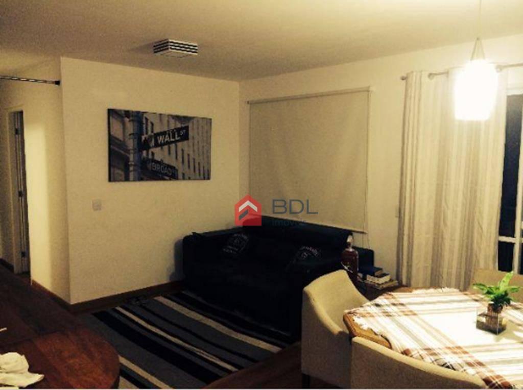 Apartamento residencial para locação, Loteamento Center Sant