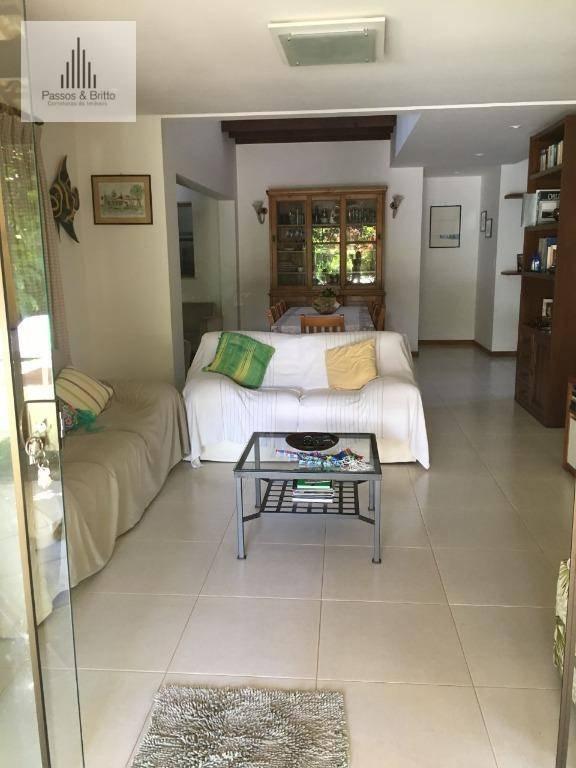 Casa residencial à venda, Guarajuba, Camaçari.