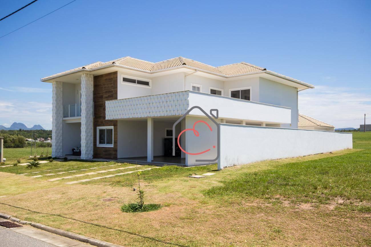 Casa em Balneário das Garças  -  Rio das Ostras - RJ