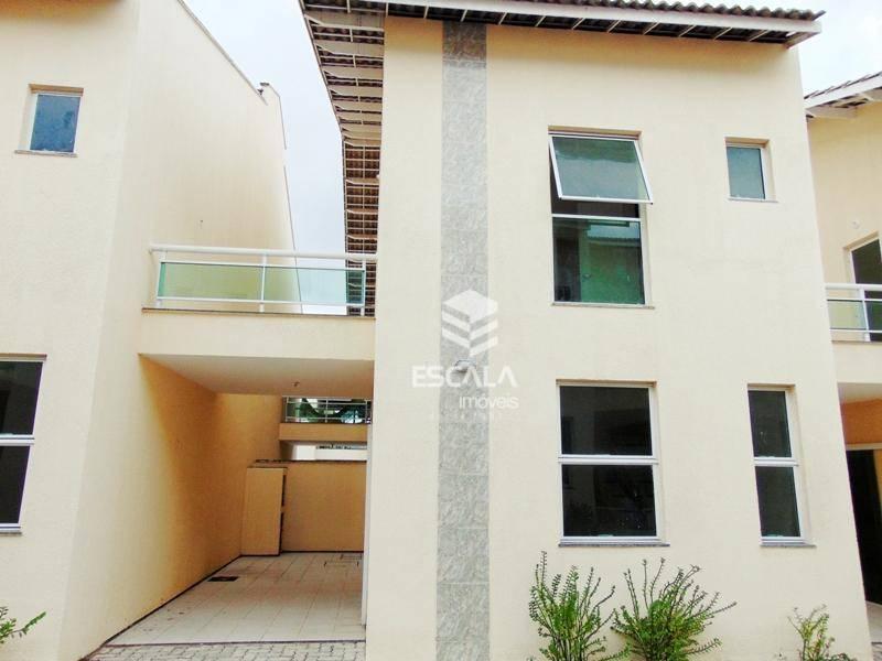 Casa com 3 quartos à venda, 88 m², 2 vagas, área de lazer por R$ 220.000 - Lagoa Redonda - Fortaleza/CE