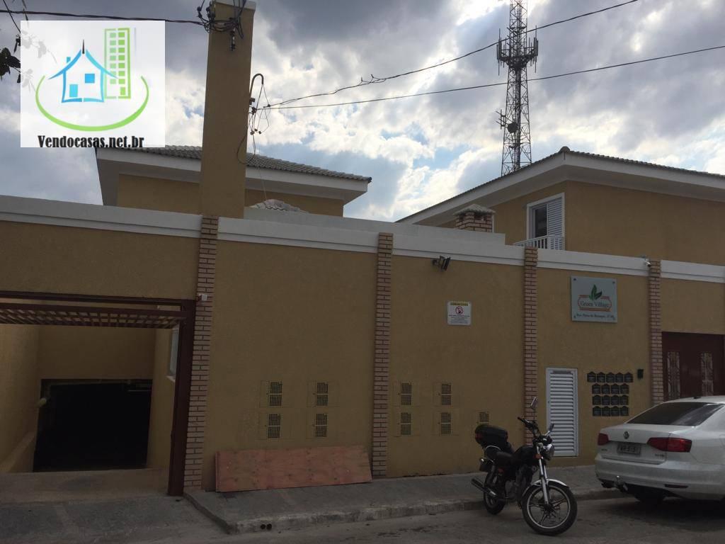 Casa com 2 dormitórios à venda por R$ 430.000 - Campo Grande - São Paulo/SP
