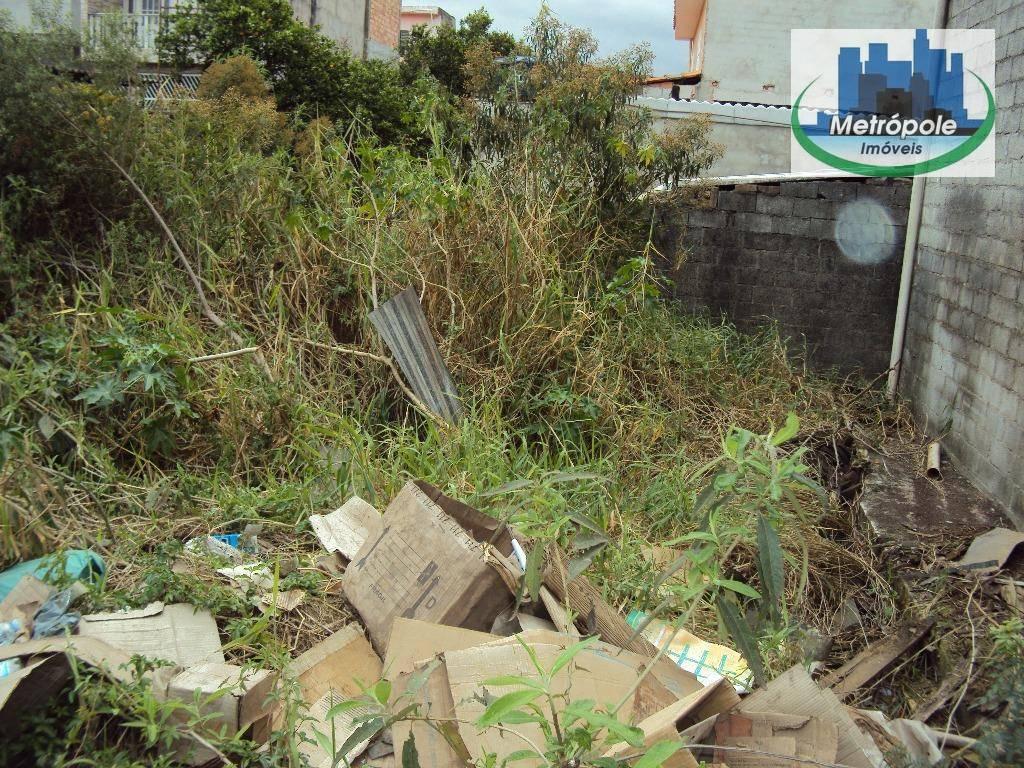 Terreno à venda em Vila Nova Bonsucesso, Guarulhos - SP