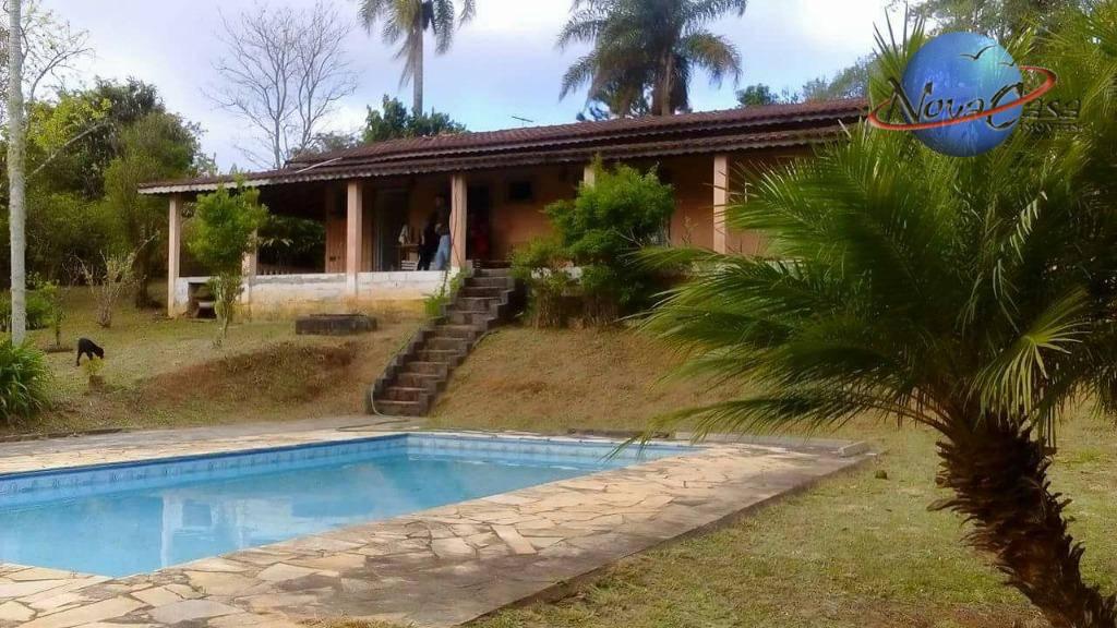 Chácara residencial à venda, Votorantim, Ibiúna.