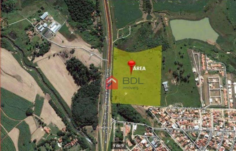 Área comercial à venda, Fazenda Pau D Alho, Campinas - AR000
