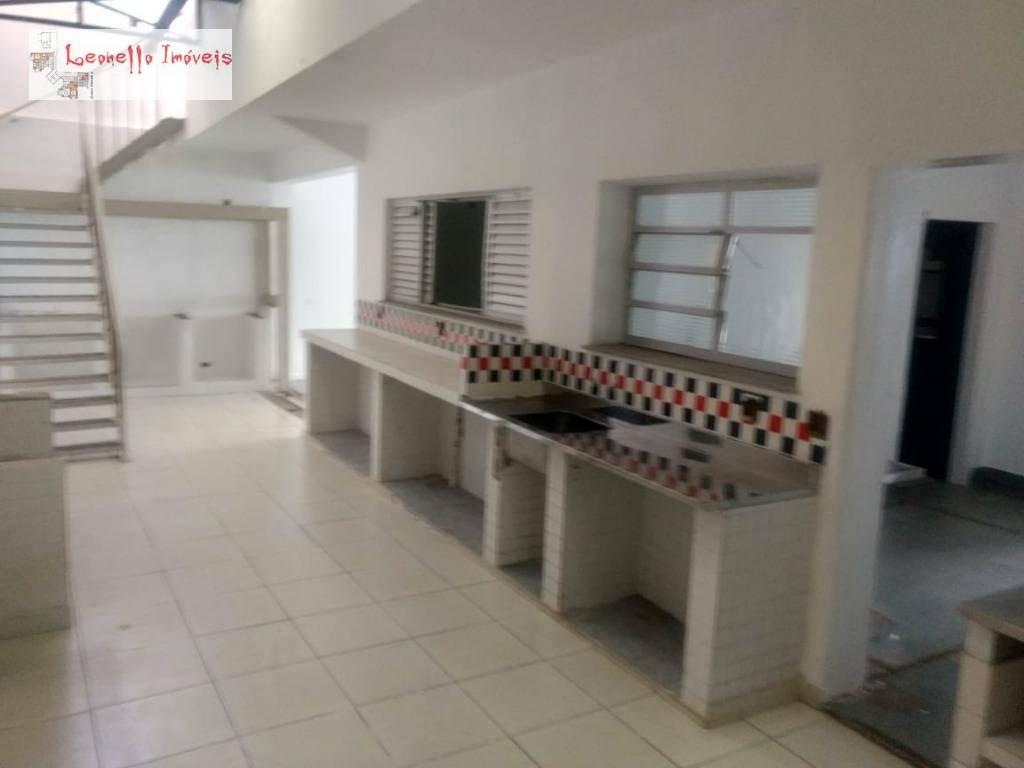 Sobrado à venda, 318 m² por R$ 1.450.000 - Jardim - Santo André/SP