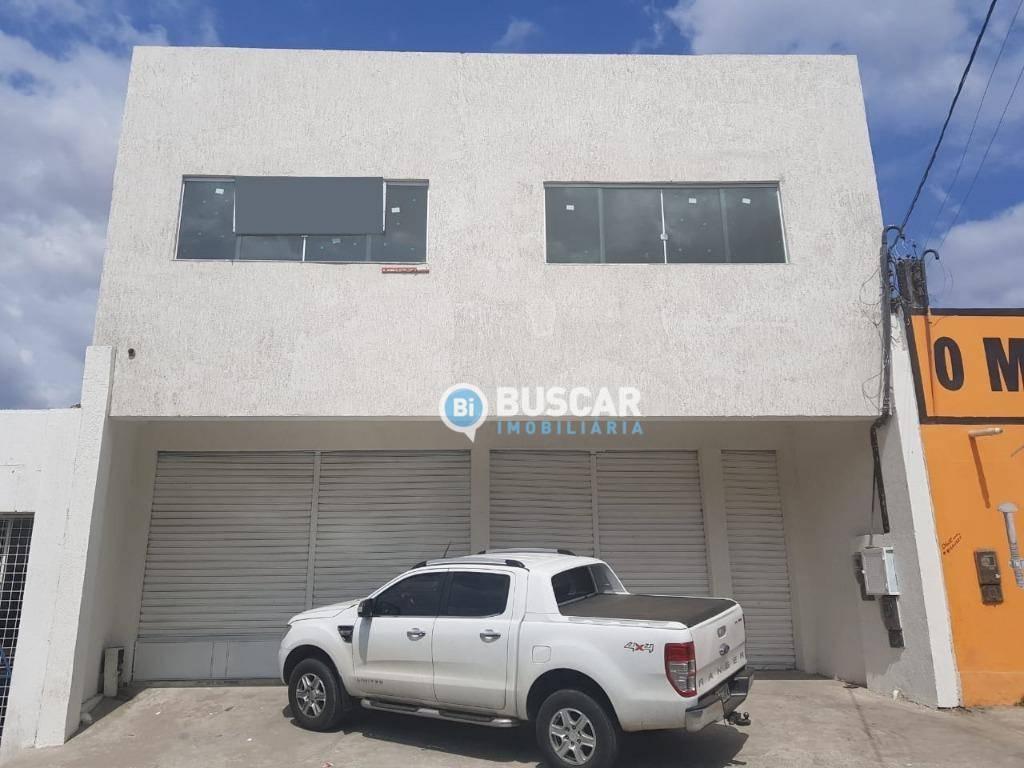 Prédio à venda, 500 m² por R$ 1.100.000 - Centro - Feira de Santana/BA