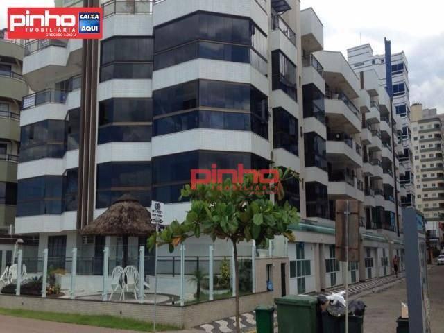 Apartamento com 3 dormitórios à venda, 180 m² por R$ 918.750,00 - Meia Praia - Itapema/SC