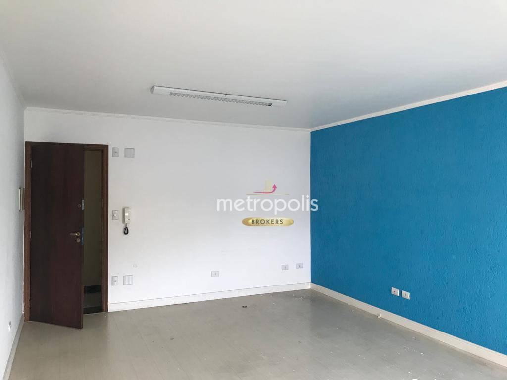 Sala para alugar, 26 m² por R$ 850,00/mês - Centro - São Caetano do Sul/SP