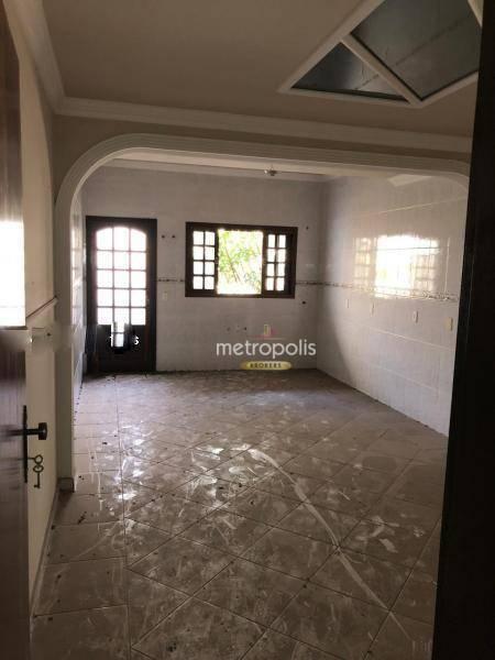 Sobrado com 4 dormitórios, 220 m² - venda por R$ 1.200.000,00 ou aluguel por R$ 4.000,00/mês - São José - São Caetano do Sul/SP