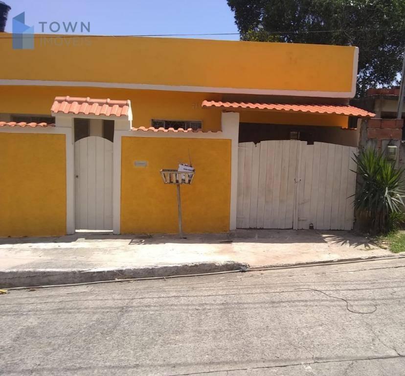Casa com 2 dormitórios à venda por R$ 155.000,00 - Nova Cidade - São Gonçalo/RJ