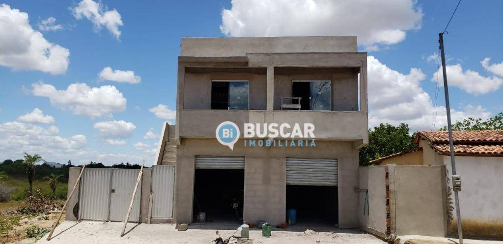 Prédio à venda, 380 m² por R$ 300.000 - Varginha do Meio - Santo Estêvão/BA