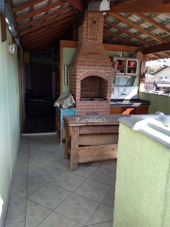 Casa à venda, 99 m² por R$ 480.000,00 - Jardim Santa Mena - Guarulhos/SP