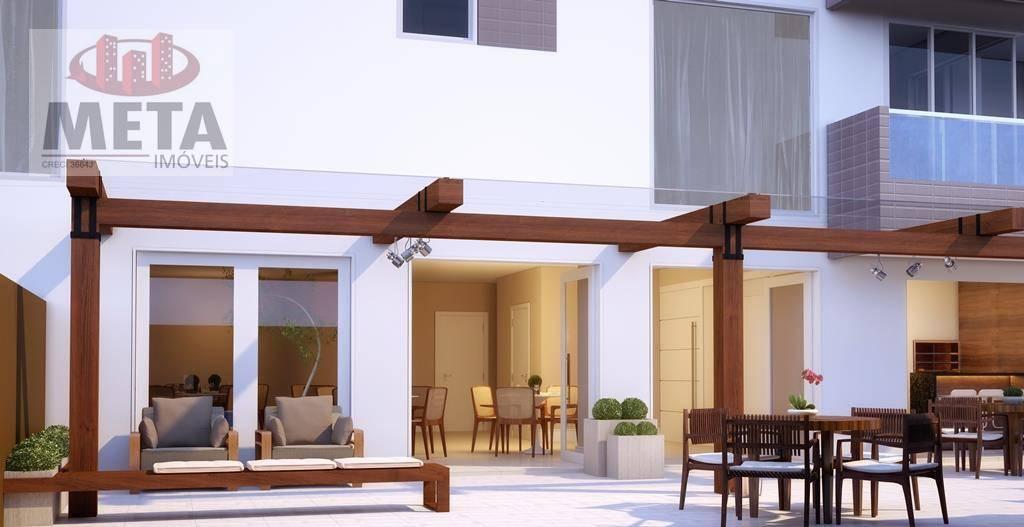 Cobertura com 3 Dormitórios à venda, 229 m² por R$ 1.498.605,45