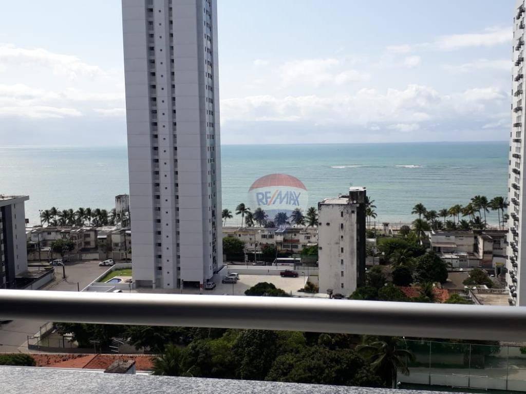 Aluguel no Maria Rita mobiliado  vista do mar, 2 quartos em andar alto. em Candeias.