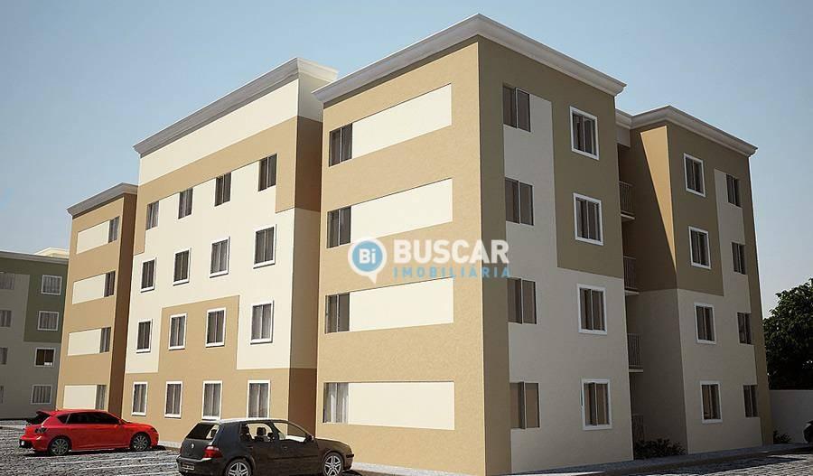 Apartamento com 2 dormitórios à venda, 55 m² por R$ 150.000 - Santo Antônio dos Prazeres - Feira de Santana/BA