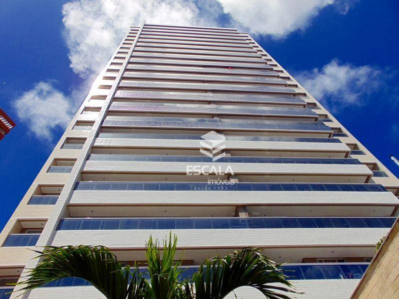 Apartamento com 3 quartos venda, 90 m², nascente, novo, 2 vagas, área de lazer, financia - Aldeota - Fortaleza/CE