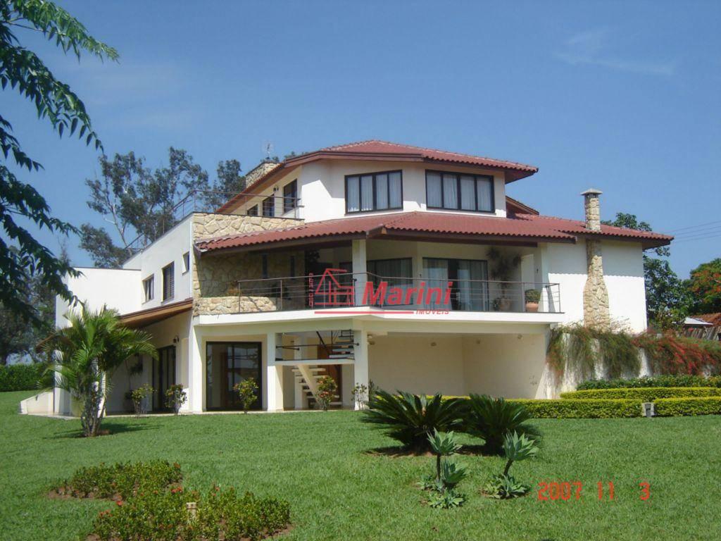 Casa com 5 dormitórios à venda, 555 m² por R$ 1.650.000,00 - Condomínio Haras Paineiras - Salto/SP