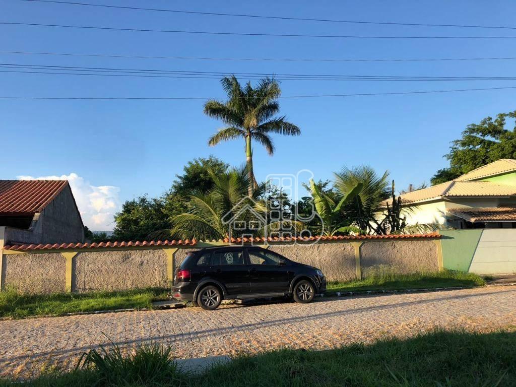 Terreno à venda, 360 m² por R$ 75.000,00 - Chácaras de Inoã (Inoã) - Maricá/RJ