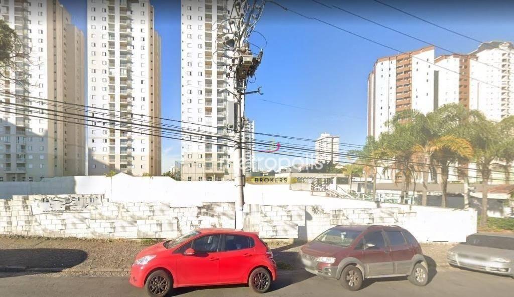 Terreno para alugar, 773 m² por R$ 12.500,00/mês - Vila Helena - Santo André/SP