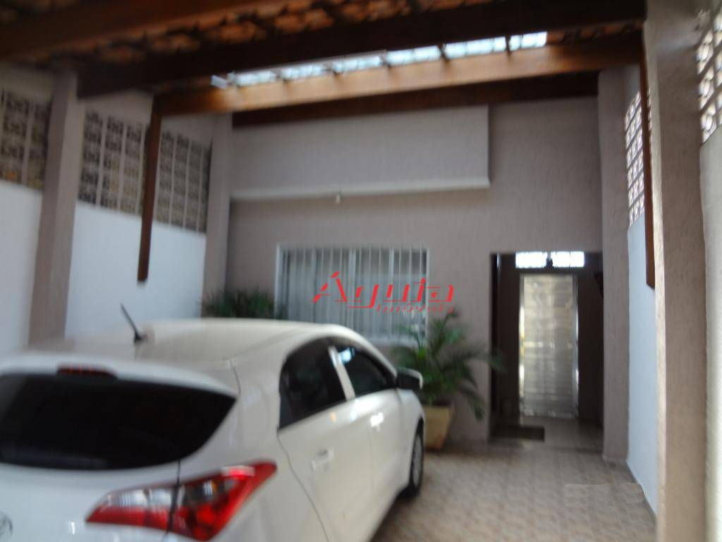 Sobrado com 3 dormitórios à venda, 160 m² por R$ 575.000 - Parque João Ramalho - Santo André/SP
