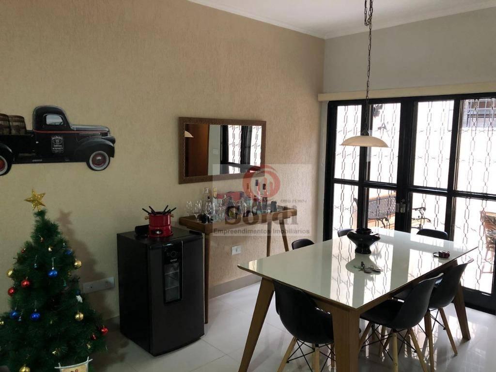 Casa à venda, 154 m² por R$ 550.000,00 - Nova Ribeirânia - Ribeirão Preto/SP