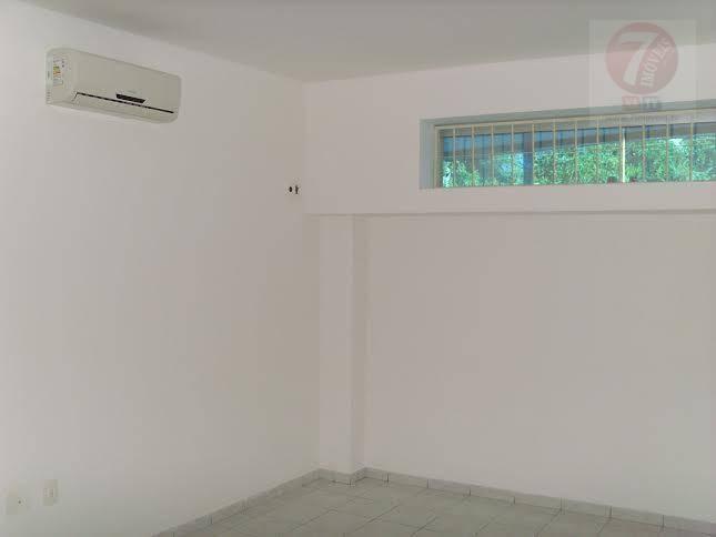 Sala comercial para locação, Tambaú, João Pessoa - SA0023.