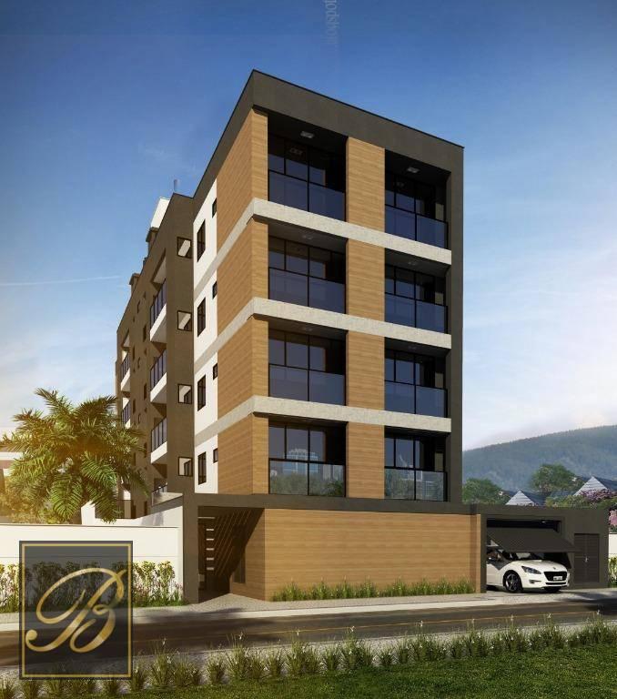 Apartamento com 1 dormitório à venda, 69 m² por R$ 247.968,01 - Costa e Silva - Joinville/SC