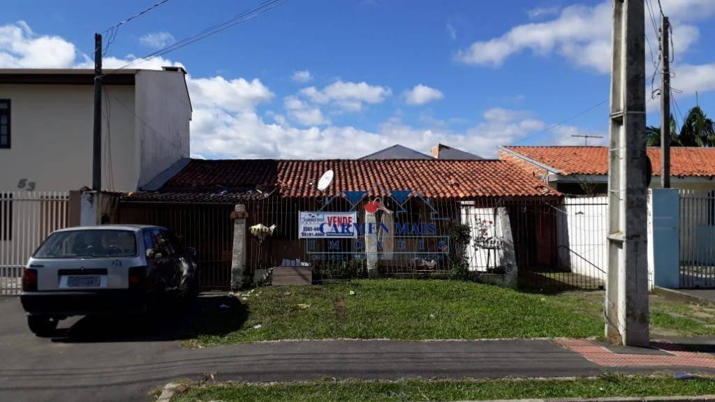 Terreno à venda, 372 m² por R$ 330.000 - Cidade Jardim - São José dos Pinhais/PR