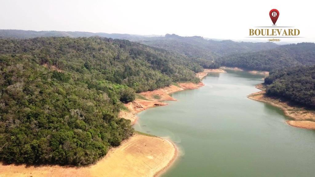 Chácaras / Terrenos à venda, a partir de 20131 m² por R$ 600.000 - Zona Rural - Campina Grande do Sul/PR