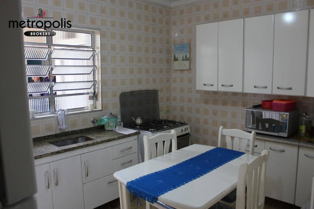 Sobrado com 2 dormitórios à venda por R$ 650.000 - Olímpico - São Caetano do Sul/SP
