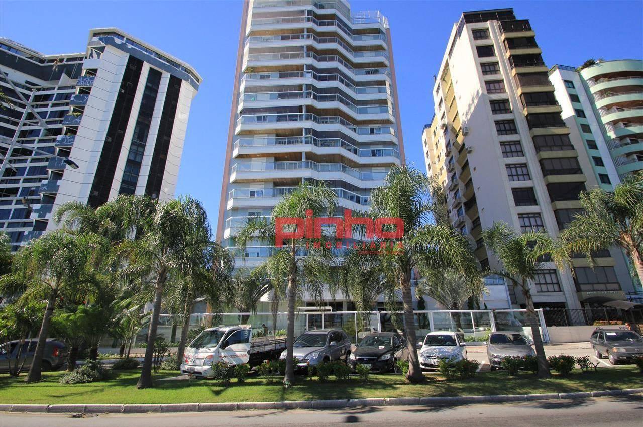 Apartamento com 3 dormitórios (suíte) para alugar, 135 m² por R$ 5.000/mês - Agronômica - Florianópolis/SC