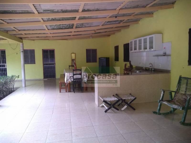 Chácara com 3 dormitórios à venda, 1600 m² por R$ 200.000 - Zona Rural - Iranduba/AM