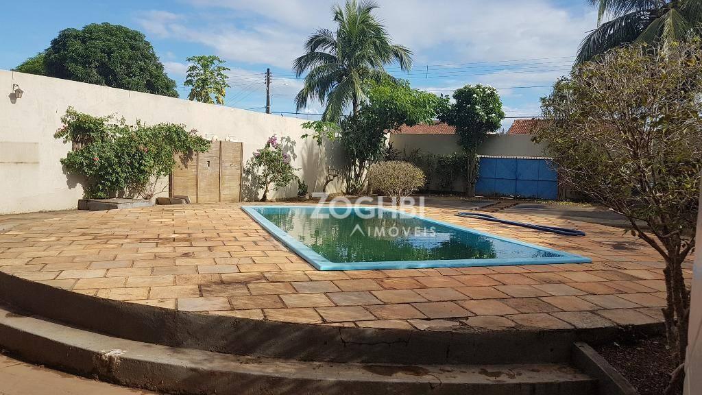 Casa residencial para locação, Agenor de Carvalho, Porto Velho - CA0274.