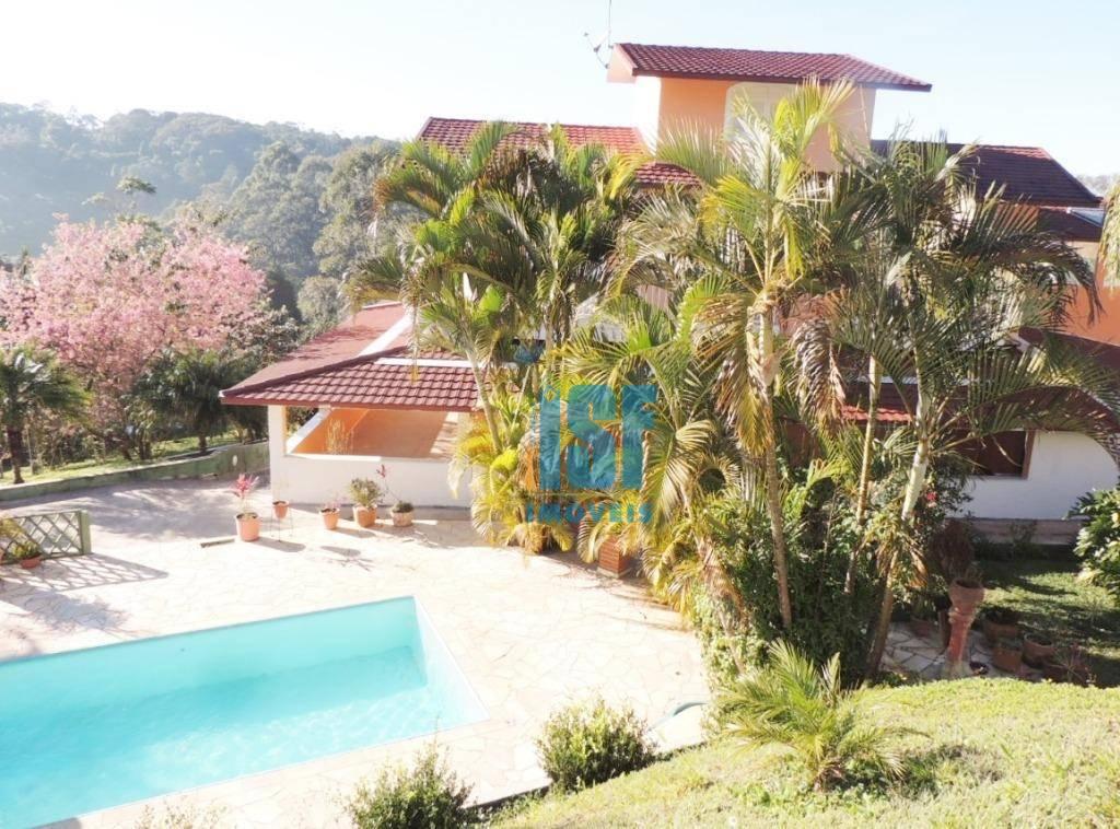 Chácara com 6 dormitórios à venda, 5000 m² por R$ 1.000.000 - Sorocamirim - Ibiúna/SP - CH0011.