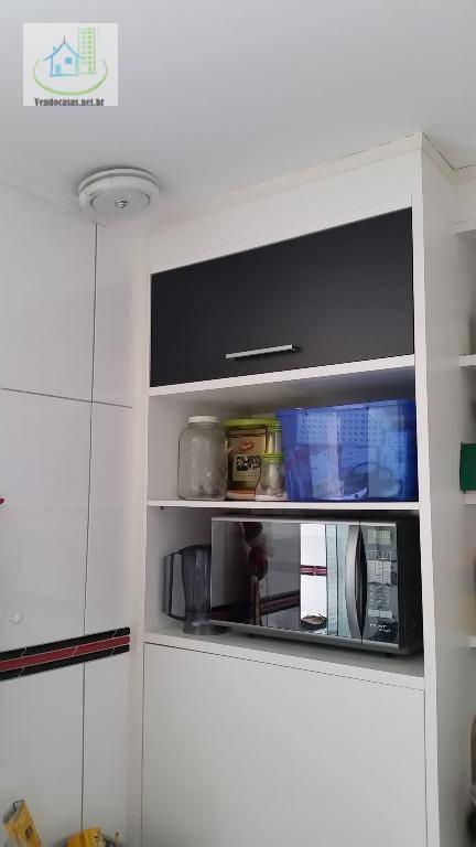 Apartamento de 3 dormitórios à venda em Vila São Paulo, São Paulo - SP
