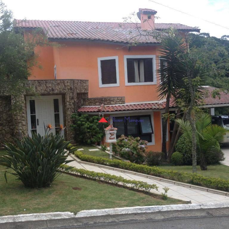 Sobrado à venda, 260 m² por R$ 1.100.000,00 - Morada dos Pinheiros (Aldeia da Serra) - Santana de Parnaíba/SP
