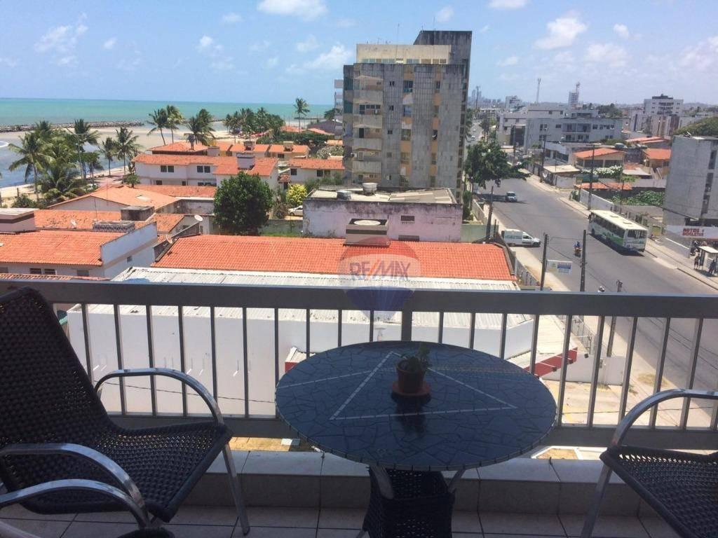 Apartamento com 3 dormitórios à venda, 125 m² por R$ 430.000,00 - Janga - Recife/PE