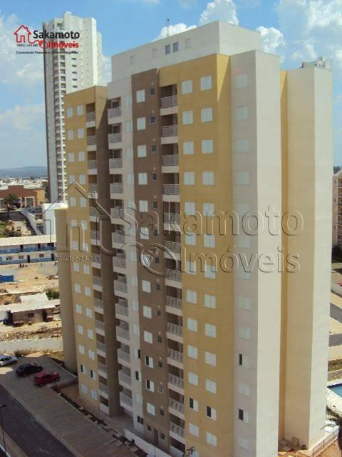 Apartamento residencial para venda e locação, Parque Campolim, Sorocaba - AP0897.