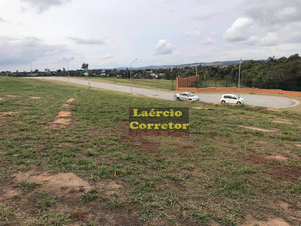Venda Terreno Condomínio Alphaville Itu, Estuda permuta região Campinas